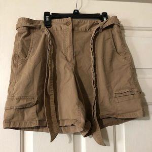 Women's Talbots shorts